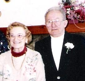 Grandma Grandpa 1-16-91