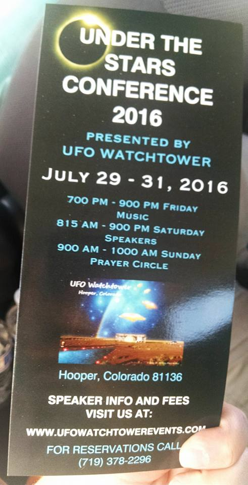 Under the Stars Conference 1