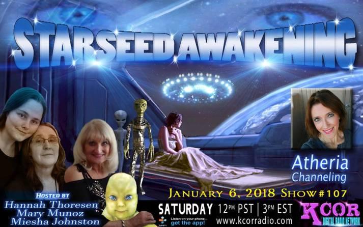 Starseed Awakening
